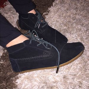 Women's Tome suede Loafers